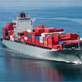 Dịch vụ vận tải đường biển kết hợp đường bộ